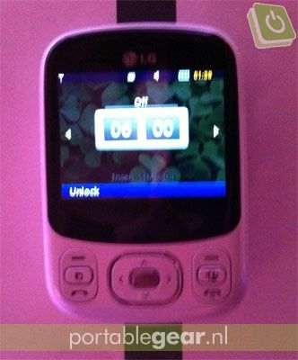 LG InTouch Lady (C320)