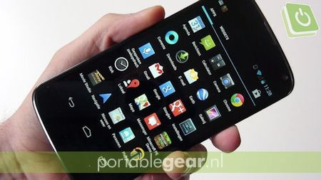 LG Nexus: 4,7-inch True HD IPS-display (en Google apps)