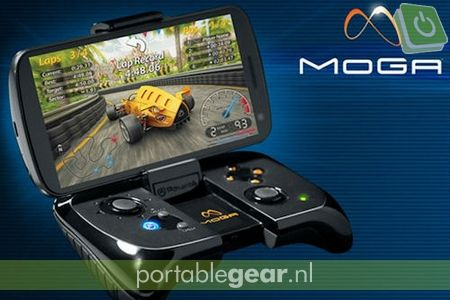 MOGA Mobile Gaming Controller voor Android