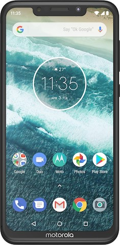 Motorola One - Gegarandeerde upgrades