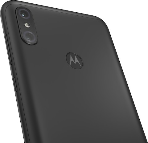 Motorola One Power - Dubbele camera