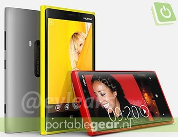 Nokia 920 Pure View: Windows Phone 8