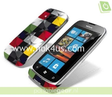 Nokia Lumia 610 (via nok4us.com)