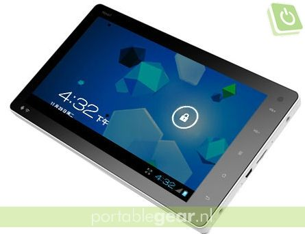 NOVO7: Android 4.0-tablet van $ 99
