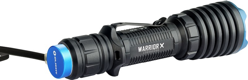 Olight Warrior X - Magnetische oplader