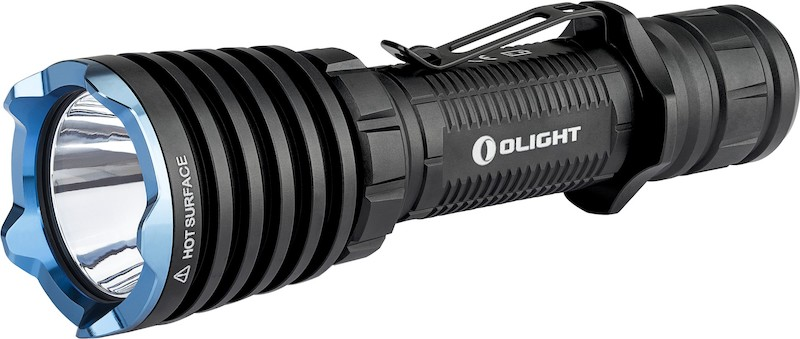 Olight Warrior X - Robuust en waterdicht