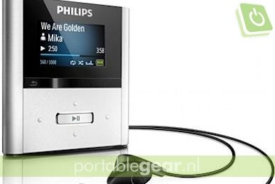Philips GoGear RaGa (model april 2010)