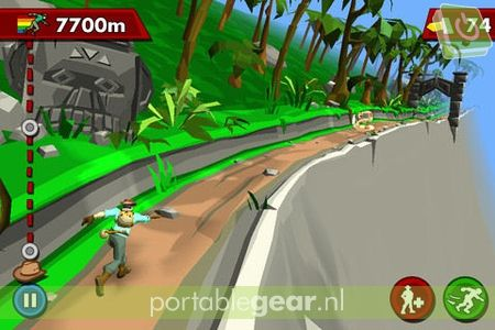 Pitfall! voor iPhone en iPad