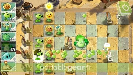 Plants vs. Zombies 2: free-to-play