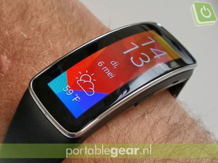 Samsung Galaxy Gear Fit - Om pols
