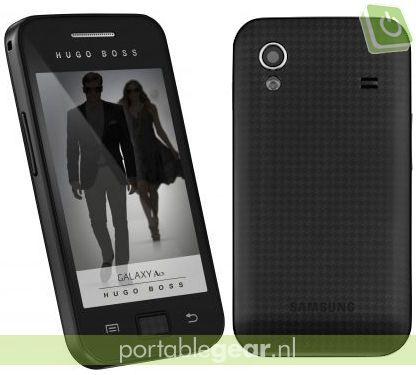 Samsung Galaxy Ace Hugo Boss-editie