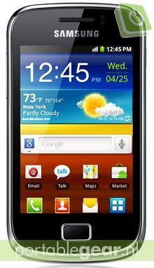 Samsung Galaxy Mini 2 (S6500)