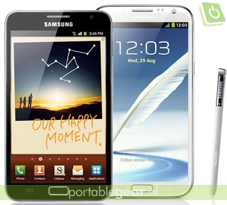 Samsung Galaxy Note 1 vs. Galaxy Note 2