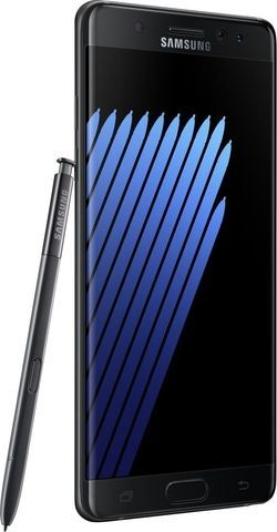 Samsung Galaxy Note7 - Zwart