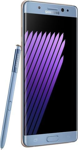 Samsung Galaxy Note7 - Blauw