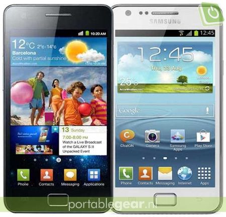 Samsung Galaxy S2 Plus vs. Galaxy S2: verschil