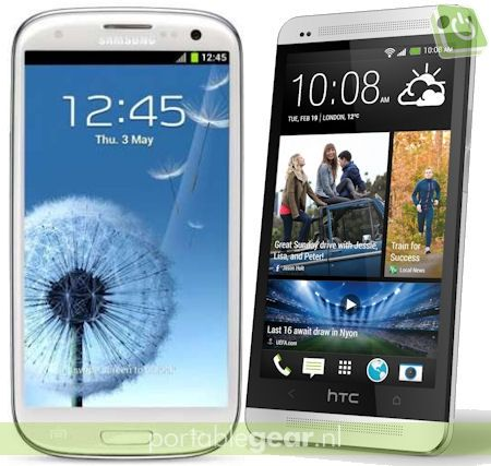 Samsung Galaxy S3 vs. HTC One UltraPixel