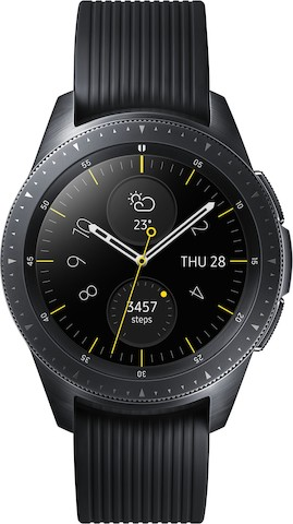 De Samsung Galaxy Watch uit 2018