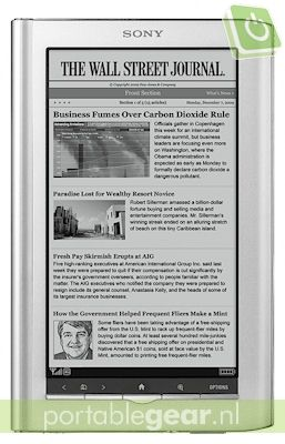 Sony Reader Daily Edition (PRS-950)