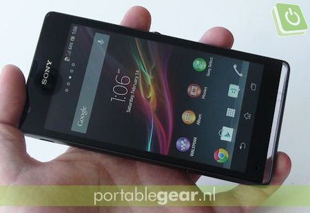 Sony Xperia SP: Sony media-apps