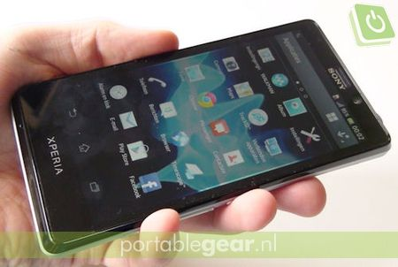 Sony Xperia T: Android 4.0 Ice Cream Sandwich