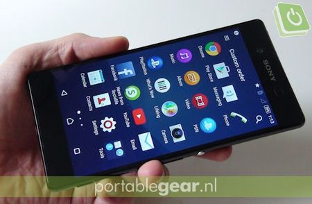 Sony Xperia Z3+: Android 5.0 Lollipop