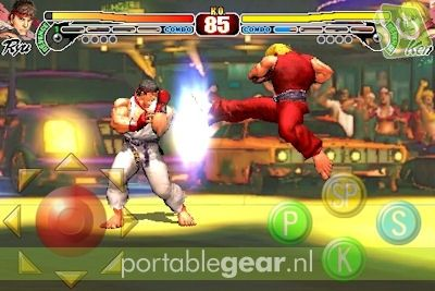 Street Fighter IV iPhone / iPod touch