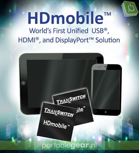 TranSwitch HDmobile