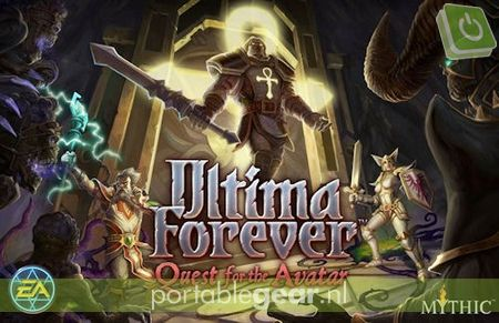 Ultima Forever: Quest for the Avatar gratis voor iOS