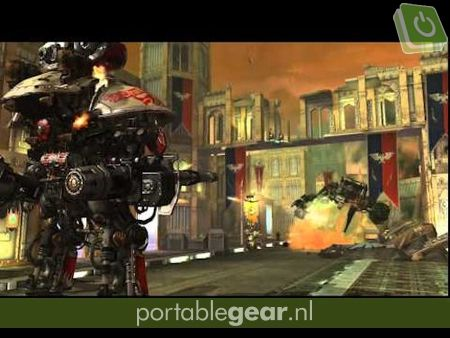 Warhammer 40.000: Freeblade met 3D Touch-technologie op iPhone 6S/6S Plus
